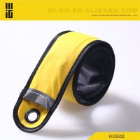 New products on china market promotion gift sport armband glow in the dark