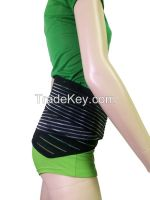 bamboo charcoal fiber back support