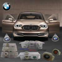 2X Latest LED Car door laser projector ghost Logo Shadow light for BMW