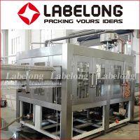 China Manufacture Automatic PET bottle Fresh Juice Filling/Packing Machine