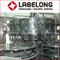 Automatic  PET Bottle Carbonated drink washing filling capping Machine manufacture