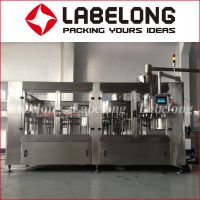 Zhangjiagang Automatic drinking /mineral Water/spring water filling/bottling Machine supplier