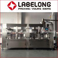 Zhangjiagang Automatic PET bottle Soda Wate filling/bottling Machine supplier