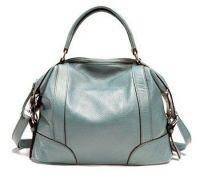 2013 High Quality New Design Classic Leisure Head Layer Genuine Cow Leather Handbag GP1006