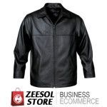 Mens classic leather