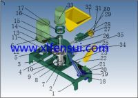 Food processing pulverizer grinder mill