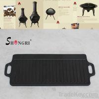 Korean bbq grill pan