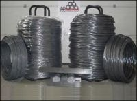 wire, galvanized wire, coppered wire, phospated wire, self-coloured wire, wire bar