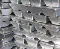 zinc ingot 99.5%- 99.995% for sell