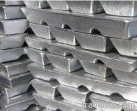 zinc ignot 99.995%
