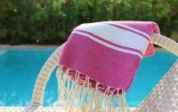 """fouta"" tunisian Towel"