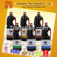 soy sauce for shop supermarket retail and soybean sauce for restairant and hotel