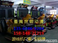 Guangzhou racing simulation video game machine manufacturer