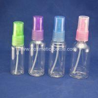 4 Oz / 120 Ml Travel Spray Bottles Set (FPET120-E)