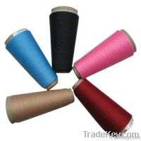 Dyed Polyester Spun Yarn