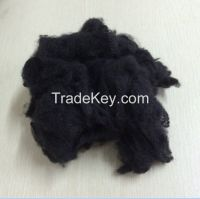 recycle dope dyed polyester staple fiber