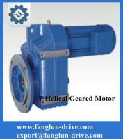 F series parallel shaft gearbox