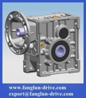 FKM-B helical hypoid gearbox
