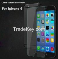 Phone screen Protector, for iPhone 6 Screen Protector, Tempered Glass