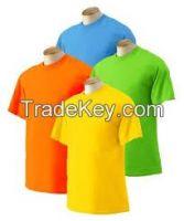 Fluorescent colored Tshirt