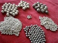 95WNiFe Tungsten heavy alloy ball for shots