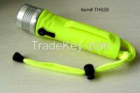 Powerful Diving Flashlight