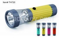 2 in 1 compact Led Flashlight