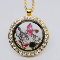 USA popular jewellery pendant lockets. 0.09 usd/pc charm.