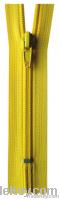 5# Black nylon closed-end zipper for wholesale
