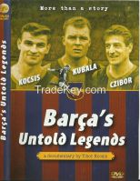 DVD Untold Legends | Football DVD | Football Legends