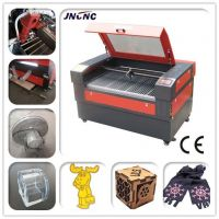 100W co2 leather laser cutter