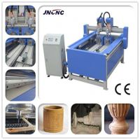 OEM Available 2 Spindles 2 Rotary Router Machine