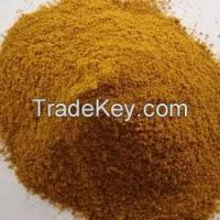 High protein corn gluten animal feed