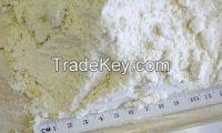 High    quality white maize flour