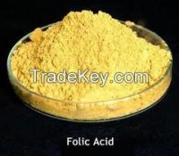 High  qaulity  Folic Acid