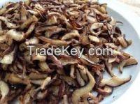 High  quality  Dried Shiitake Slice Mushroom
