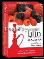 High  quality  MAZAYA SHISHA TOBACCO