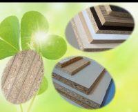 melamine flake wood  boards
