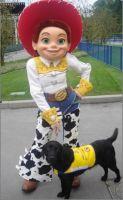 Jessie characters cartoon characters Jessie costume