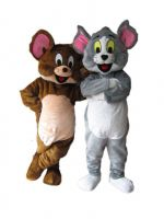 Tom and jerry cartoon adult cartoon kids costumes Halloween costumes