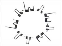 stainless steel china-double torsion spring supplier and manufacturer