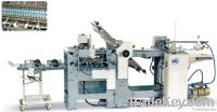paper foldig machinery