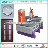 2014 hot sale China INtech ATC cnc router with 9.0kw aircoolinf spindle and SYNTEC system