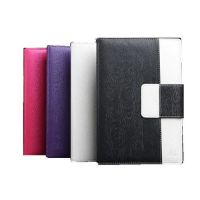 leather organizers  notebooks