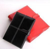 pu organizer notebooks