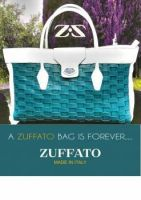 Zuffato Luxury hand Braided Leather Bag