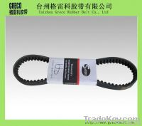 High quality EPDM rubber v belt/ tooth belt/ fan belt for auto engine