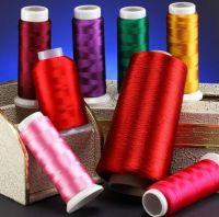 100% Rayon Embroidery Thread/Viscose yarn
