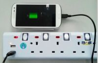 EXTENSION SOCKET WITH
