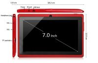 """Wholesale NEW A23 Cheap Q88 7"""" Dual Core MID Tablet PC Android 4.2 Allwinner 512MB 4GB 1.5GHZ Tbalet PC"""